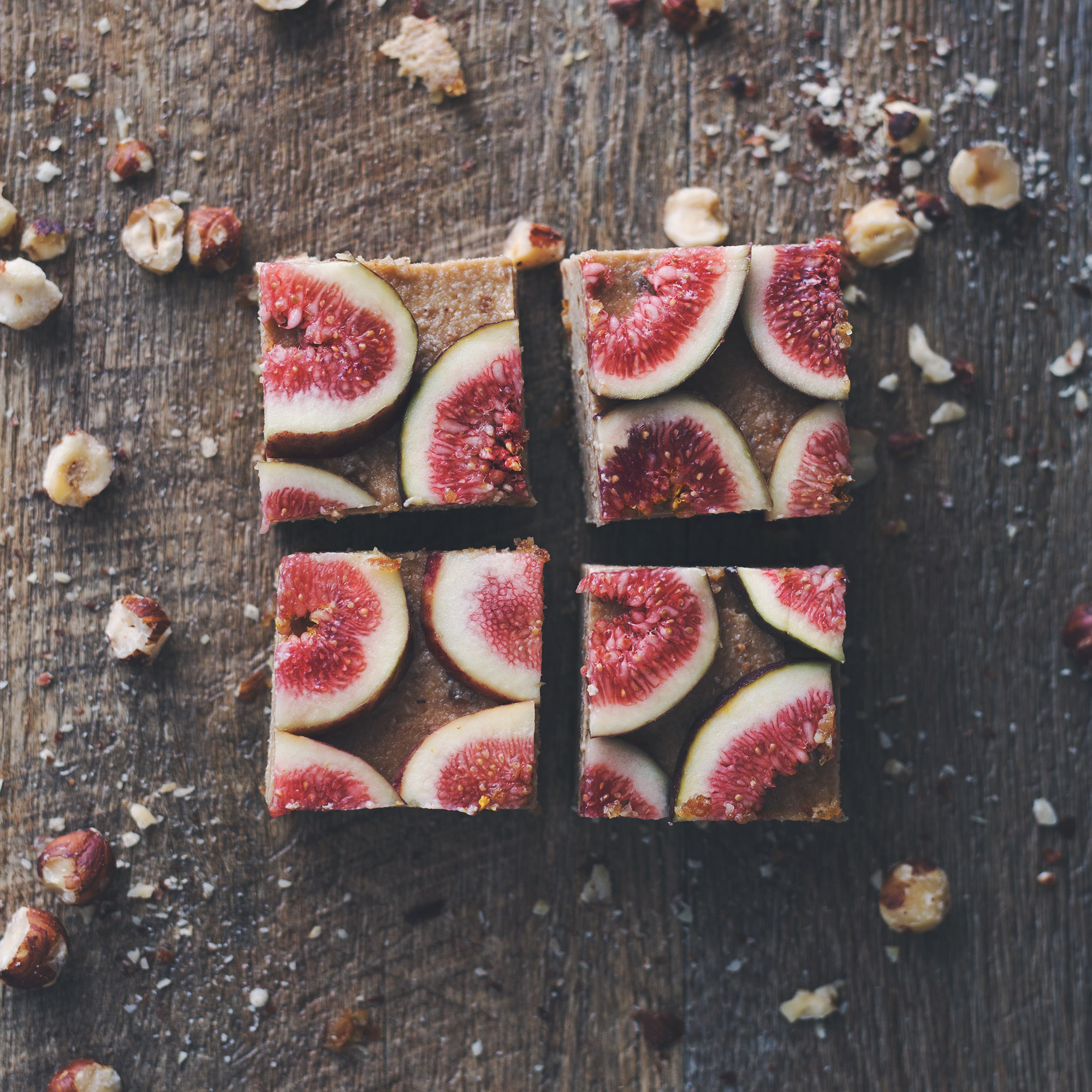 Raw Fig Slice