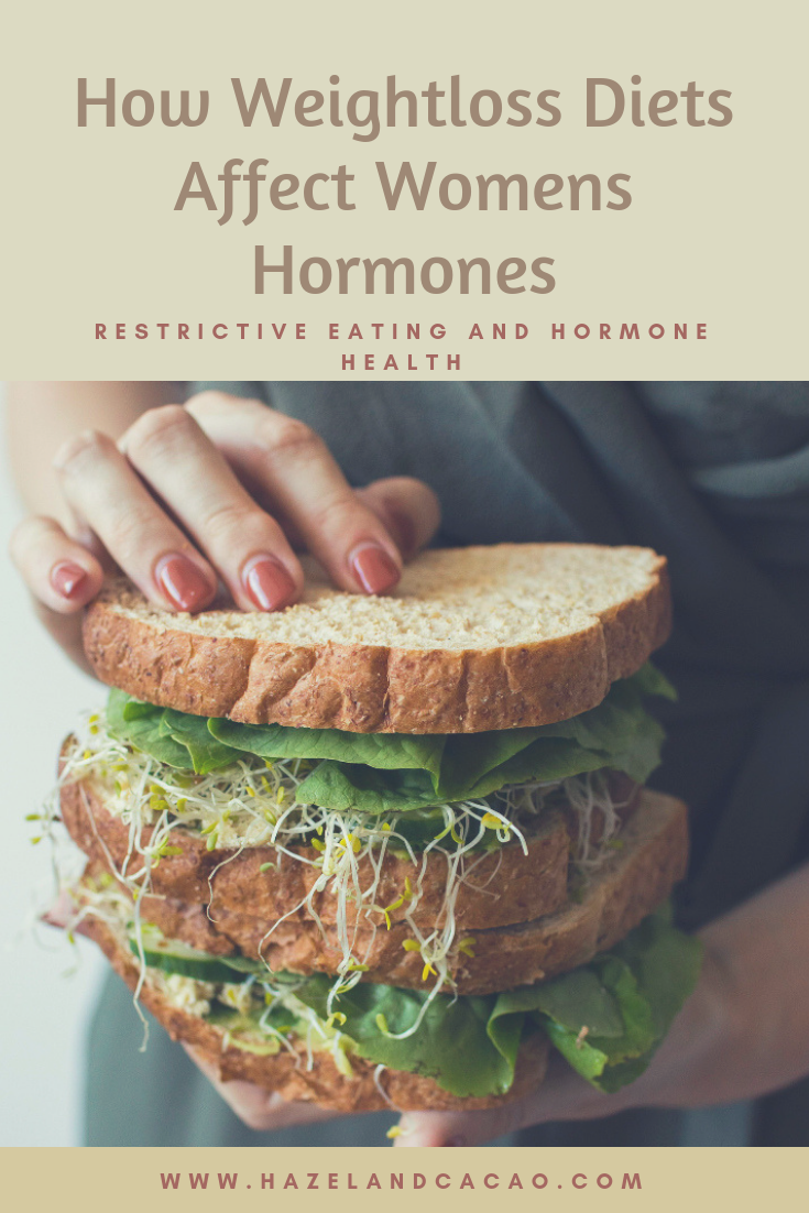 How Weight Loss Diets Affect Women's Hormones