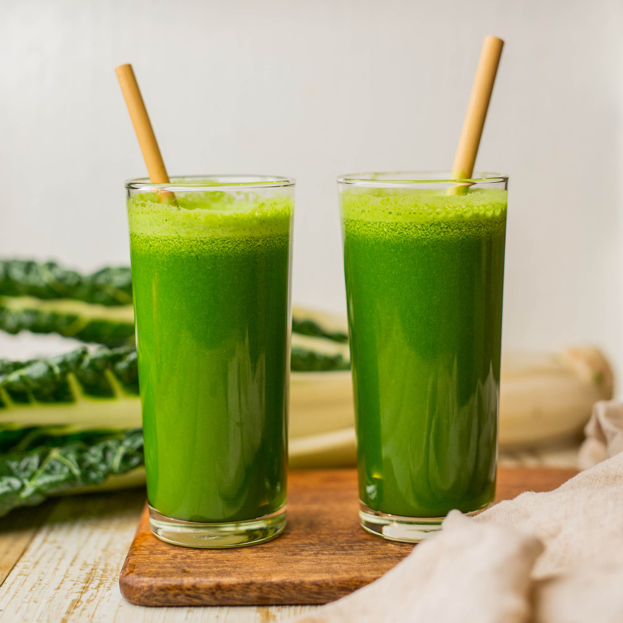 Silverbeet Green Juice