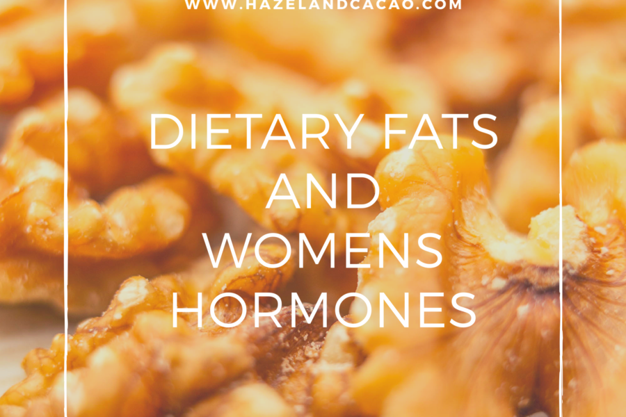 Dietary Fat Consumption and Women's Hormones
