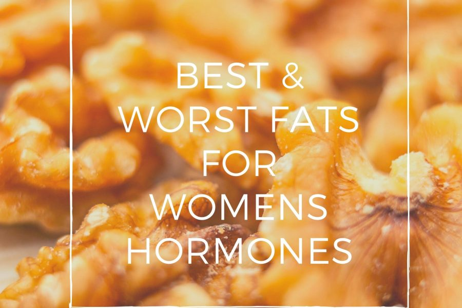 The Best and Worst Fats for Women's Hormone Health